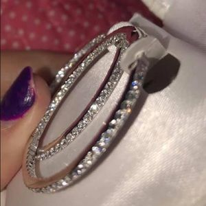 Real diamond white they retail $350